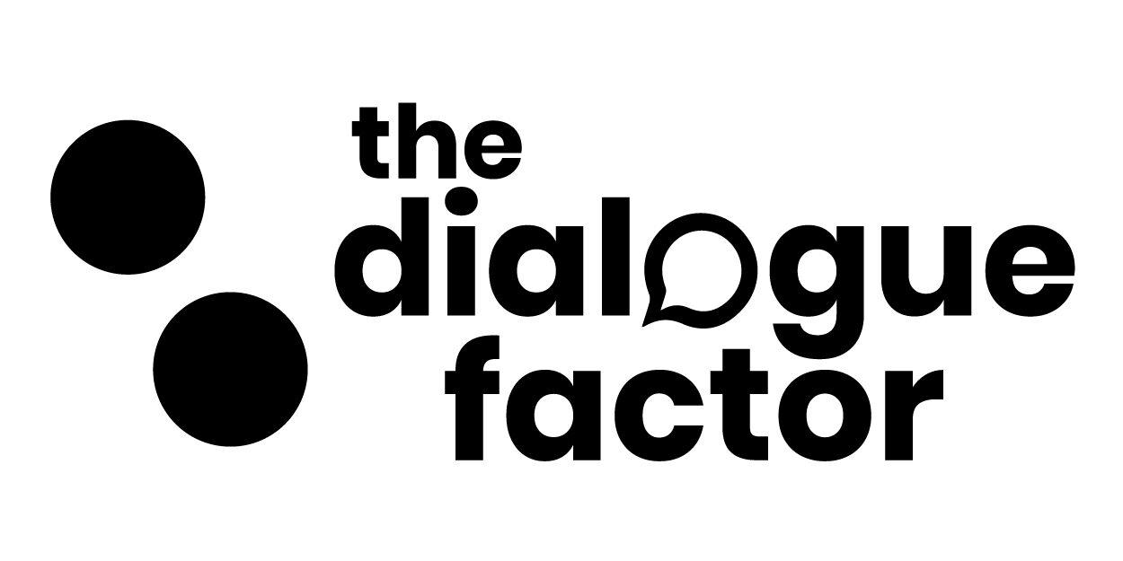 The dialogue factor logo